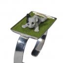 Bracelet ajustable miniboule