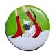 "Maxi badge ""J'ai les boules"""