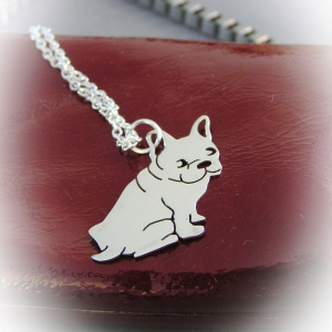 Collier So Bulldog assis