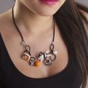 Mini boule necklace